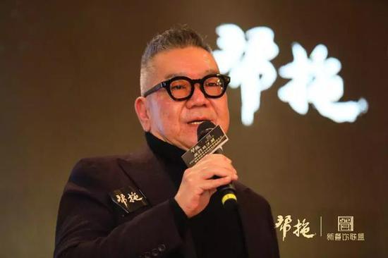 致词嘉宾:曹晖 棕榈亚洲资本创始人