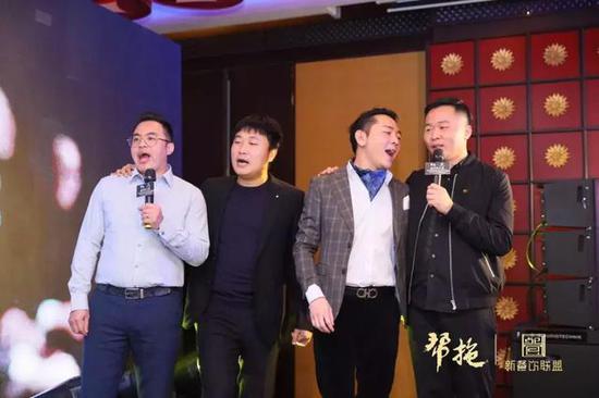 开场节目:自编自填词自拍自唱的MV歌曲《我们的江湖》