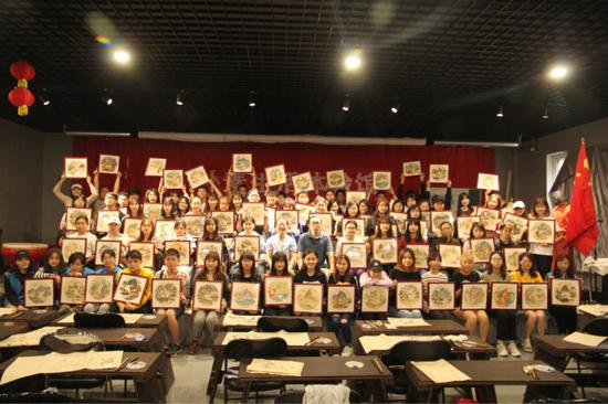 北京语言大学港澳台学生国情教育系列课程开课