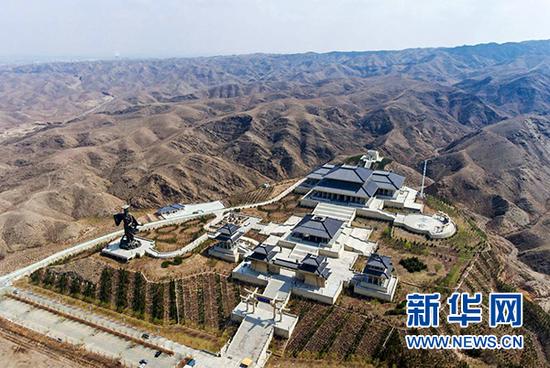 青铜峡黄河大峡谷景区(资料图)