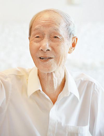 李俊贤近照 杜 卿摄(人民视觉)