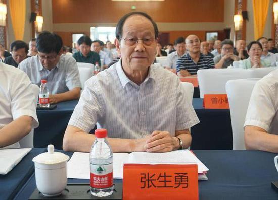 中国工程院院士、第四军医大学教授张生勇