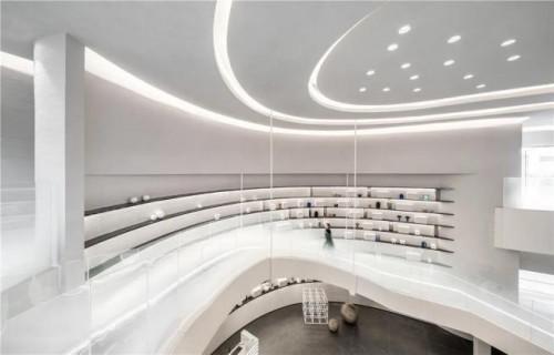 因为专业所以卓越,星翰设计斩获2020金创意国际空间设计大奖—地产售楼空间专业类铜奖
