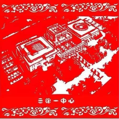 剪纸艺人折红旭的作品