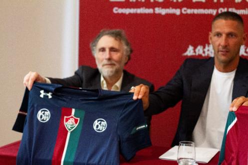 里皮高徒代表凯时签约弗鲁米嫩塞 马特拉齐助巴甲豪门终结颓势