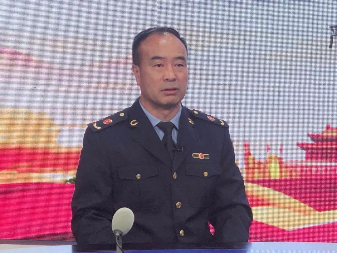 石嘴山市市场监督管理局副局长李忠福