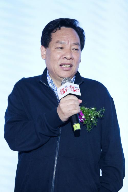 (图3)中国医药物资协会执行会长 刘忠良