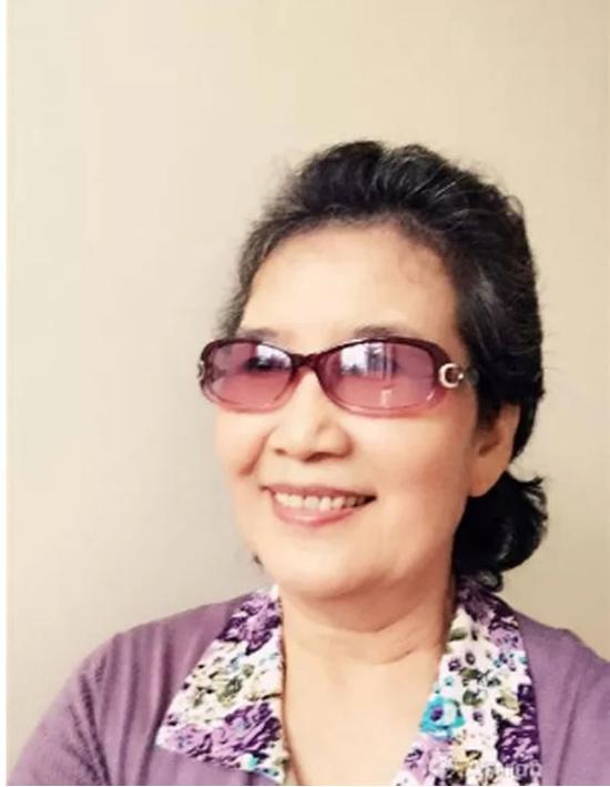 詹冰莹——中国著名女书法家作品欣赏