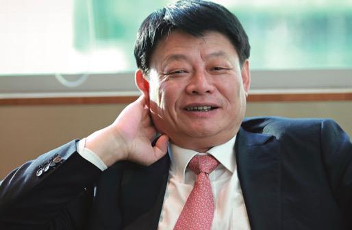 (中国民生银行董事长洪崎。图 /视觉中国)