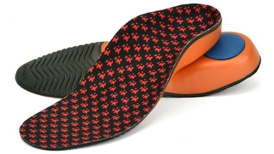爱矫健有哪几种定制鞋垫,对儿童严重扁平足有用吗