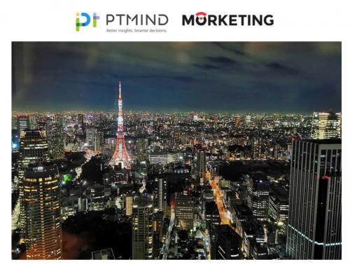 Ptmind铂金智慧 X Morketing数字商业峰会碰撞出中日市场新机遇