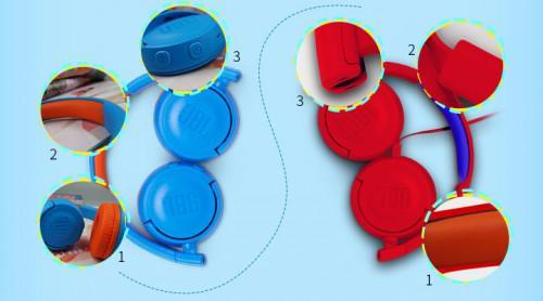 自用推荐!保护听力、提升专注力,专业学生耳机JBL JR儿童耳机