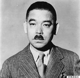 图为日本右翼外交官松冈洋右。资料图片