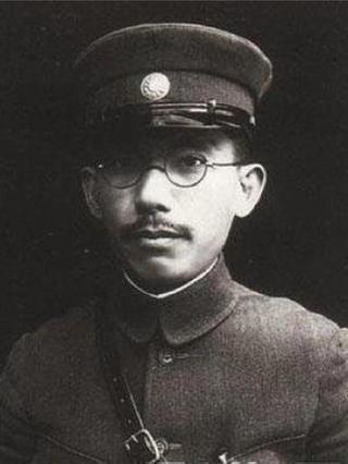 图为时任南京卫戍军司令长官的唐生智。资料图片