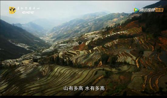 《鸟瞰中国》视频截图