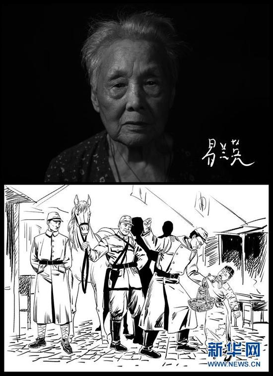 新华社记者韩瑜庆摄/陈聪颖 绘
