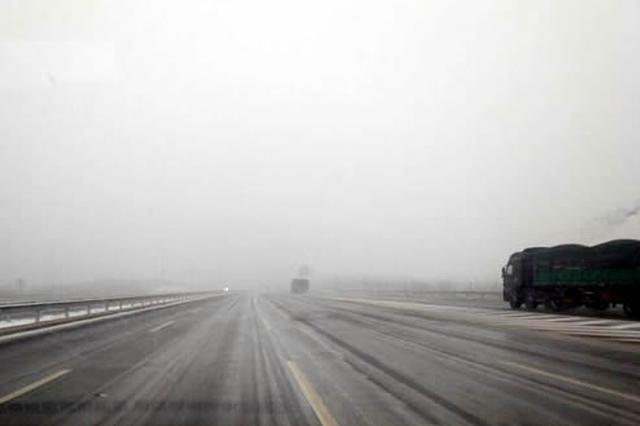 宁夏应对大范围寒潮雨雪天气过程揭秘
