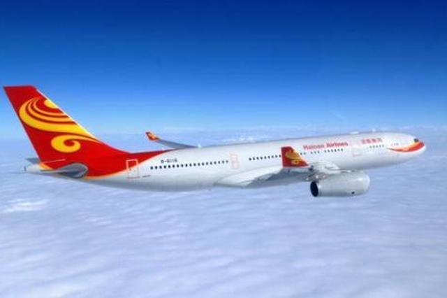 宁夏首条货运定期航线开通