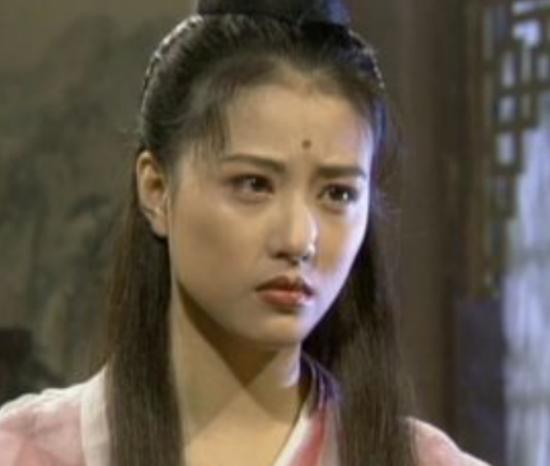 (1994版《倚天屠龙记》周海媚饰演周芷若)