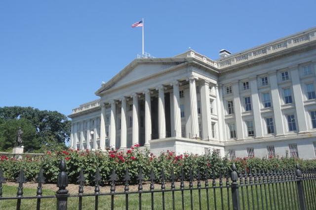 美财政部再次认定中国未操纵汇率