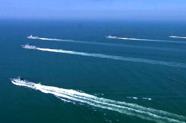 新华社评论员:到底谁在南海兴风作浪耍套路