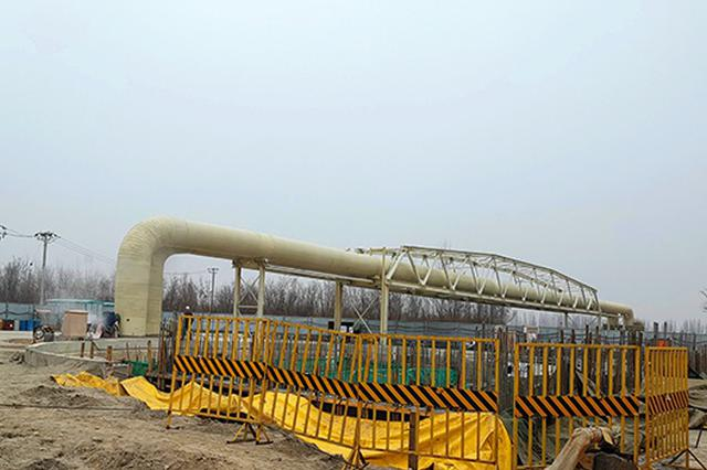 """银川""""东热西送""""二期工程预计2020年11月实现供热"""