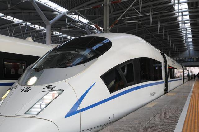 宁夏结束没有高速铁路历史