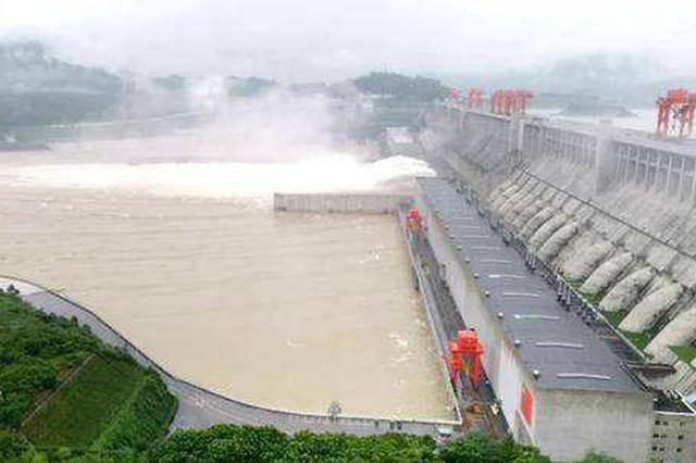 三峡水库14日前后将迎来一轮50000立方米/秒以上的洪水