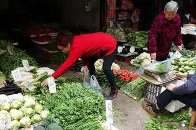 春节前农产品价格预计将有一定幅度上涨
