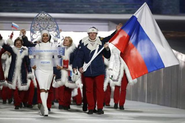 国际奥委会宣布解除对俄罗斯的禁令