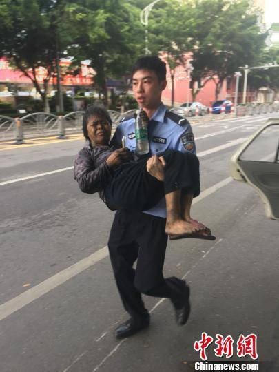 偷电瓶被直播 房山警方快速反应