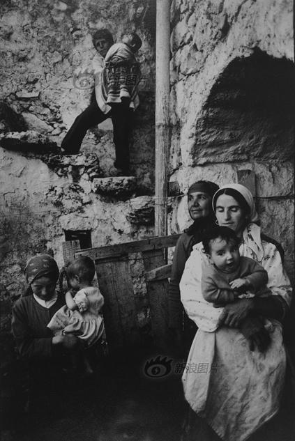 《巴尔干半岛》系列:土耳其,Nikos Economopoulos作品,1989