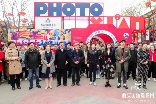 2019西安国际摄影月为西安市民呈现了光与影的盛宴