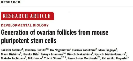 """《【多彩联盟登陆】日本科学家重建""""体外卵巢"""",成功制造卵子》"""