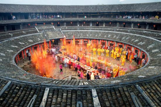 《花萼楼新春祈福》——连志城