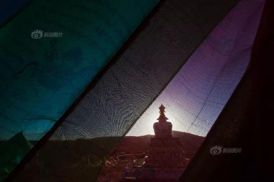 """月度优秀奖""""《秘境》摄影:@樊豹声"""