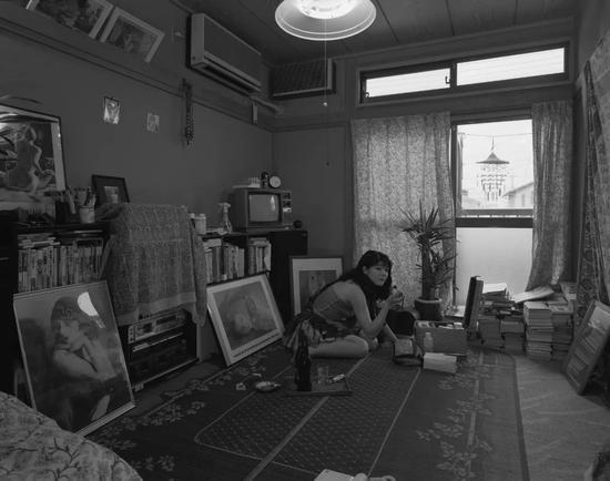 漱户正人作品Living Room