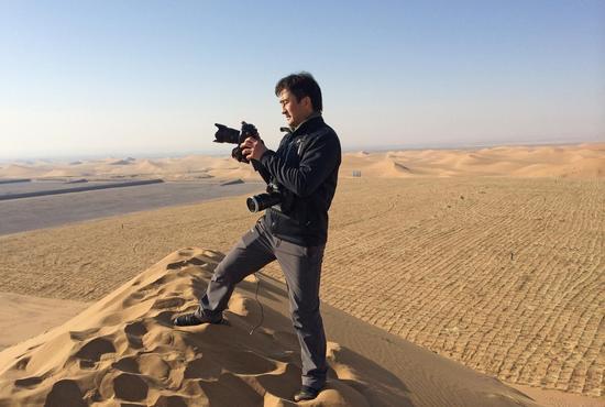 """""""拍照吧少年""""第三季纪实报道摄影导师陈杰。"""