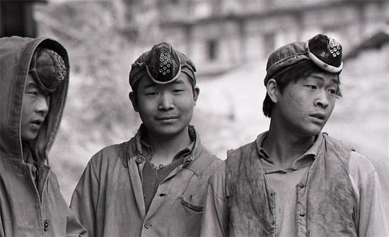 广东大瑶山 1985