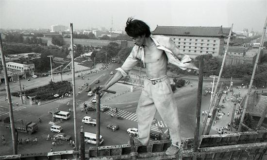 四方城 陕西西安 1996-1997