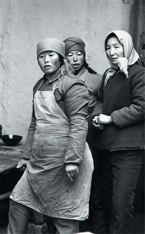 陕西凤翔 1990