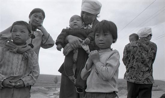 宁夏西海固 1998