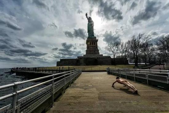 《景·观》美国 自由女神(1886年10月28日铜像落成)