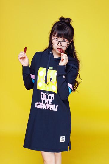 童可可夏日单曲《怪我咯》首发 甜蜜来袭