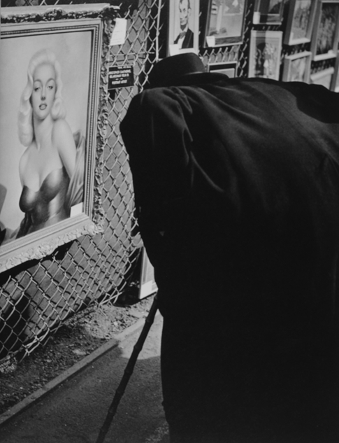 伦敦,Bryn Campbell作品,1958