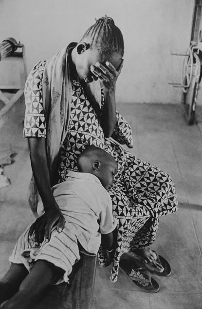 巴马可的盲人合作社,Gael Turine作品,1999