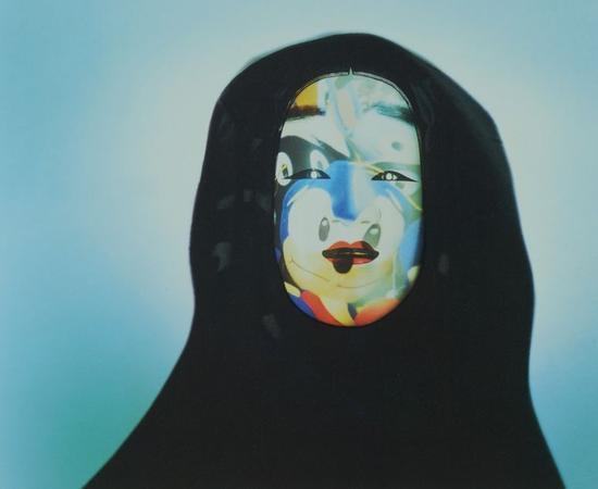 能剧——迪斯尼,《日本之二》系列,Jean Ruiter作品,1993