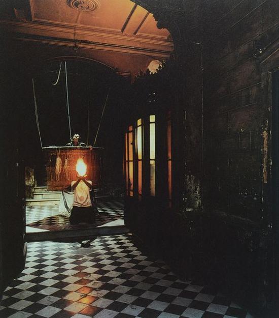 《神话与进步》系列,Hannes Wallrafen1989-1990