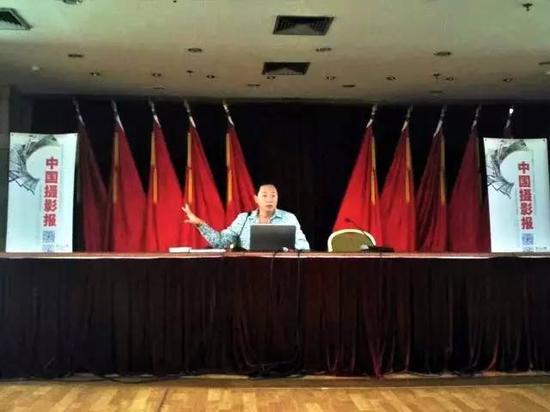 讲座《从传统到当代的转换》在深圳市福田区委福田会堂举行