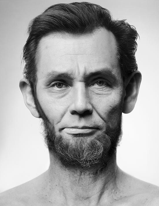 《人工剧团·领导者》林肯